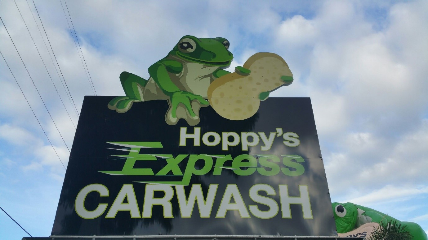 Express Car Wash | Brisbane | Big Challenge for Hoppy's Kallangur