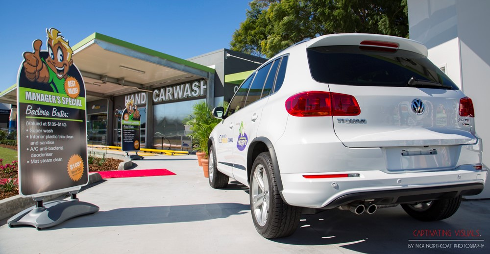 Hand Car Wash | Brisbane | Big Challenge for Hoppy's Kallangur