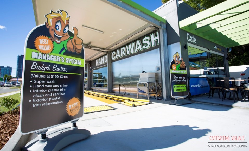 Wash And Vac | Brisbane | Big Challenge for Hoppy's Kallangur